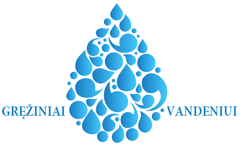 vandens logo kontaktai gr